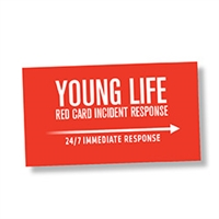 Accident/Incident/Emergency 24-Hour Response Card