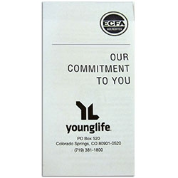 Our Financial Commitment to You Brochure (Pkg: 5)