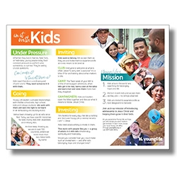 Young Life (in it with kids) Flyer (PDF)