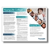 College Flyer (in it with kids) - Spanish (PDF)