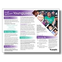 Young<i>Lives</i> Adult Flyer (in it with kids) - Spanish (PDF)