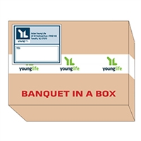 Banquet in a Box ... or a Bag