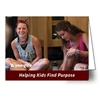 Notes - Helping Kids Find Purpose (burgundy) (Pkg: 25)