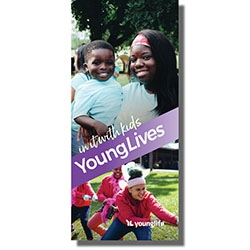 Young<i>Lives</i> Adult Brochure (in it with kids) (Pkg: 50)