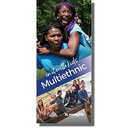 Multiethnic Brochure (in it with kids) (Pkg: 50)