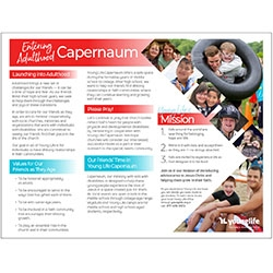 Capernaum Brochure - Entering Adulthood
