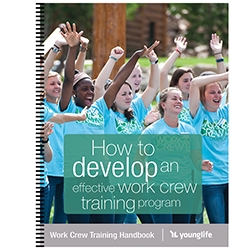 Work Crew Training Handbook
