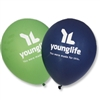 Young Life Balloons (Blue/Green) (Pkg:24)