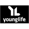 Sticker - Young Life (black/white)