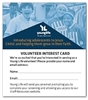 Volunteer Registration Card (Pkg:10)